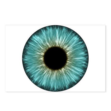 Weird Eye Postcards (Package of 8)