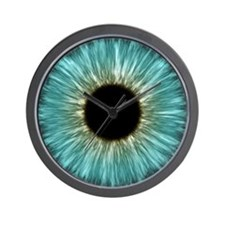 Weird Eye Wall Clock