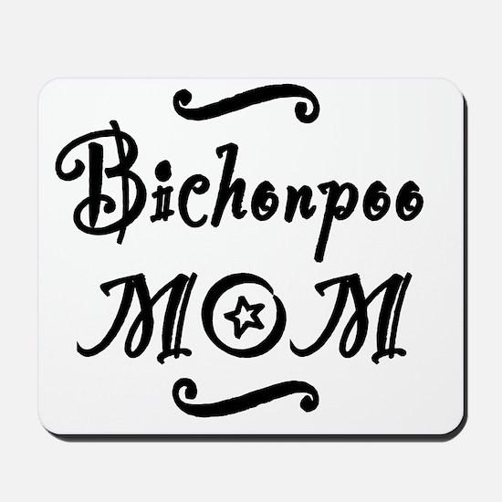 bichonpoomom Mousepad