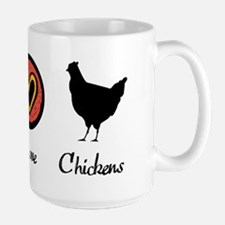 peacelovechickens Mug