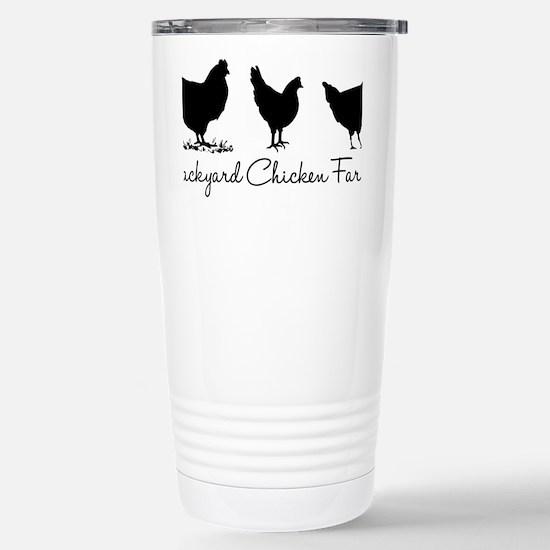 backyardchickenfarmer Stainless Steel Travel Mug