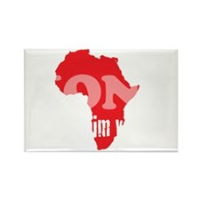 Kony Visible 2 Rectangle Magnet