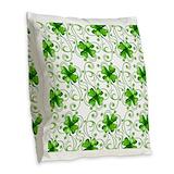 Irish pillow Burlap Pillows