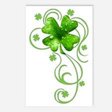 Happy Holiday St. Pat Sha Postcards (Package of 8)