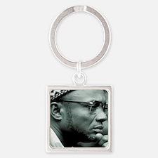Amilcar Cabral Square Keychain