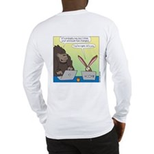 Men's Who Are You Long Sleeve T-Shirt