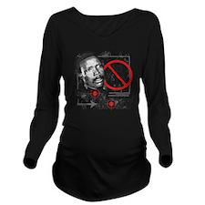 stopkony3000 Long Sleeve Maternity T-Shirt