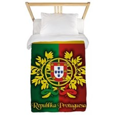 Portuguese Gold Twin Duvet