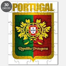 Portuguese Gold Puzzle