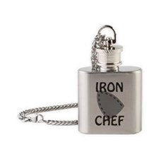 IronChef Flask Necklace