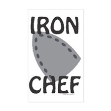 IronChef Decal
