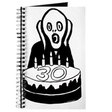 Scream30 Journal