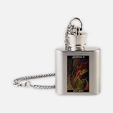 BiPolar 4 Shirt Flask Necklace