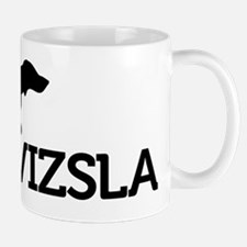 10x10_silhouette-VIZSLA_black_noBG Mug