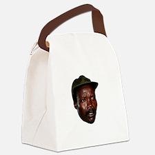 Kony 2012 Obituary Canvas Lunch Bag
