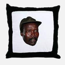 Kony 2012 Obituary Throw Pillow