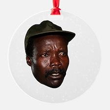 Kony 2012 Obituary Ornament