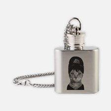 divacatSHIRT2.gif Flask Necklace