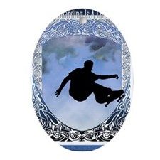 LifeStyle Oval Ornament