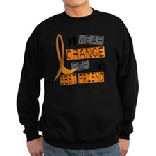 D BEST FRIEND Sweatshirt