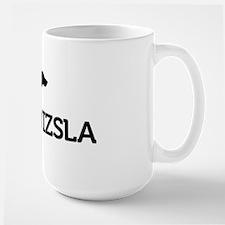 10x10-top_silhouette-VIZSLA_black_noBG Mug