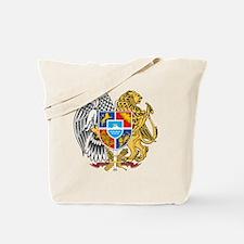 armenia_coa_n16 Tote Bag