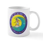 Tidal Dog Mug