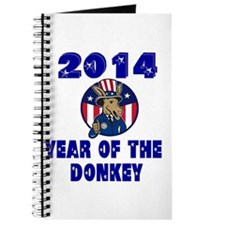 Year of the Donkey Journal