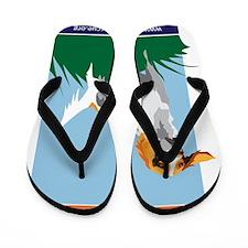 Aceslogo Flip Flops