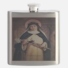 St Catherine of Siena Flask