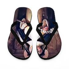 St Catherine of Siena Flip Flops