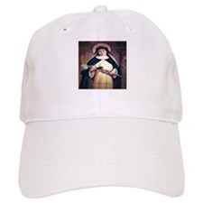 St Catherine of Siena Baseball Cap