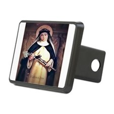 St Catherine of Siena Rectangular Hitch Cover