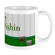 Gone Fishin Mug