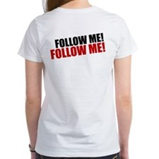 Follow where? Tee