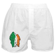 bike ireland dark Boxer Shorts