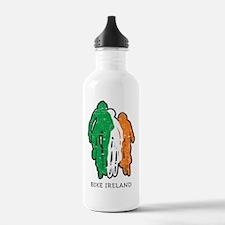 bike ireland white Water Bottle
