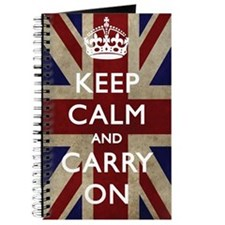 large_KEEP_CALM_UNION_JACK Journal