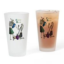 Rockers Drinking Glass