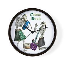 Rockers Wall Clock