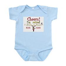 Moo's Tripple XXX.:-) Infant Bodysuit