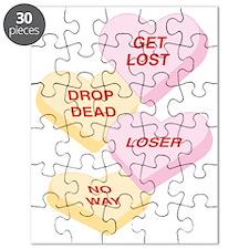 Anti Valentine Puzzle