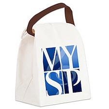 MYSP LOGO Canvas Lunch Bag