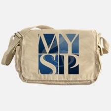 MYSP LOGO Messenger Bag