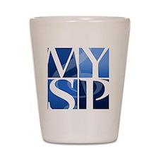 MYSP LOGO Shot Glass