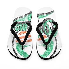 Obama shamrock Flip Flops