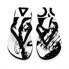 Ocrap Flip Flops