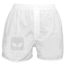 This World Dark Boxer Shorts