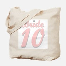 Bride '10 Tote Bag