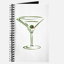 Martini Recipie Journal